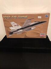 MINICRAFT 11656 NASA F-18 HORNET MODEL KIT - NIB - 1/72 SCALE