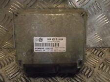 VW GOLF MK4 1.6 PETROL ENGINE ECU 06A906019AK 5WP4417