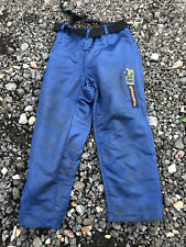 HUSQVARNA CHAINSAW OPERATORS SAFETY TROUSERS