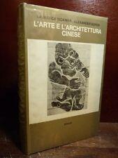 EINAUDI - SICKMAN / SOPER : L'ARTE E L'ARCHITETTURA CINESE 1969 CHINA CINA