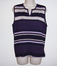 """Requirements Santa Fe Soft Pull Over Top Ladies Large Bust 40"""" Length 24"""" NWT"""