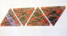 Aleran AC3 1/76 Paper Zeltbahn Shelter Quarters Pattern-SS Plane Tree Autumn
