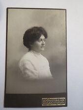 Glarus B. D. cantonale-Femme en robe/CDV