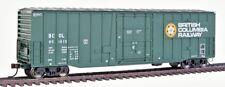 HO Scale ATLAS 20 002 900 BRITISH COLUMBIA RAILWAY 50' Plug Door NSC 5277 Boxcar