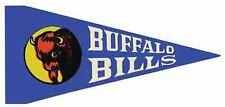 Buffalo Bills Pennant  NFL Football  1960's  Vintage Looking  Sticker Decal