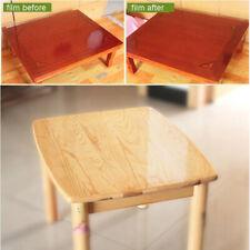 2MIL Transparent Gloss Furniture Film Protection Film Table Desk Kitchen Sticker