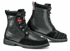 Sidi Arcadia Rain Motorcycle Boots Black