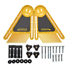 1 Set FeatherBoard For Router Tables Saws Hand Tools DIY Professional Tool Parts