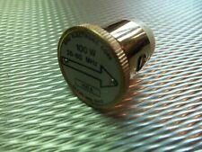 Bird 43 Thruline WattMeter Element 100W 100A 25-60MHz
