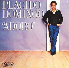 cd-album, Placido Domingo - Adoro, 11 Tracks, Australia