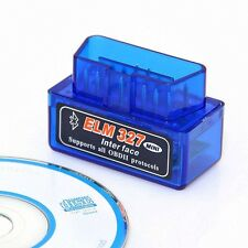 ELM327 Scanner Bluetooth OBD2 Diagnostica auto per Android + CD