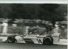 Emerson Fittipaldi Fittipaldi F5A French Grand Prix 1978 Signed Photograph