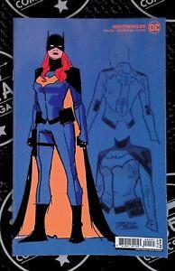Nightwing #85 2021 DC Comics 1:25 Redondo Batgirl Variant 10/18/21 Batman