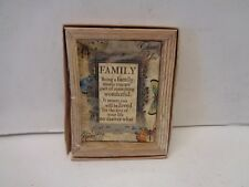 Qty = 2: History & Heraldry Box of Treasures Being A Family #1980020