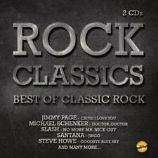 Rock Classics-Best Of Classic Rock von Various Artists (2014) - CD  NEU & OVP
