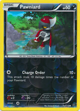 Pawniard 63/114 XY Steam Siege REVERSE HOLO MINT! Pokemon