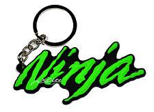 Ninja key ring Kawasaki 250R ZX6 ZX7R ZZR ZX6R keyring = FREE POSTAGE = #KR018#