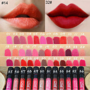 Long Lasting Waterproof Lip Liquid Pencil Matte Lipstick Lip Gloss Beauty Makeup