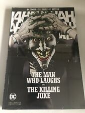 DC COMICS THE LEGEND OF BATMAN VOL 34 THE MAN WHO LAUGHS AND THE KILLING JOKE