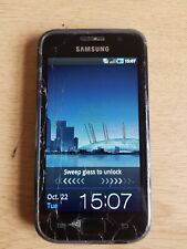 Cracked Samsung Galaxy S GT-I9000 - Unlocked