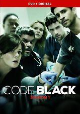 CODE BLACK - COMPLETE SEASON 1  -  DVD - REGION 1  sealed