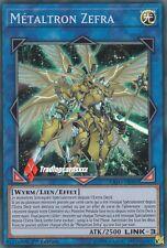 ♦Yu-Gi-Oh!♦ Métaltron Zefra (LINK-3) : EXFO-FR097 -VF/Super Rare-
