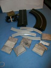 TYCO PRO SPEEDWAYS TRACK LOT POWER PACK BRIDGE SUPPORTS SPEED AND APRONS