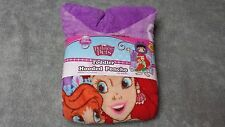 Disney Palace Pets Ariel Toddler Hooded Poncho - NEW!