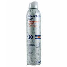 Isdin Fotoprotector Transparent Spray WET SKIN SPF30+ protezione solare per pell