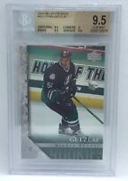 RYAN GETZLAF 2005-06 Upper Deck BGS 9.5 GEM-MINT RC Rookie Young Guns YG #452 A1