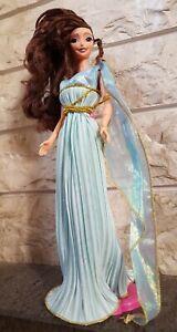 RARA BARBIE HERCULES MEGARA doll Legend of love gift set VINTAGE Mattel Disney