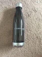 Courtyard by Marriott Hotels Super Bowl LII 52 plastic water bottle