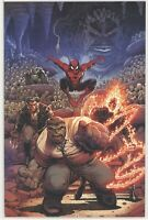 Fantastic Four #1 Arthur Adams VIRGIN Variant GEMINI SHIPPING