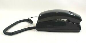 Cortelco Trendline Model 8150 Black Corded Desktop Telephone
