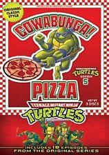 Teenage Mutant Ninja Turtles Season 5 DVD Region 1