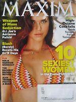 ADRIANNE PALICKI June 2012  MAXIM Magazine 10 SEXIEST WOMEN IN THE UNIVERSE