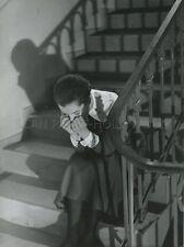 ROMY SCHNEIDER MÄDCHEN IN UNIFORM 1958 VINTAGE PHOTO ORIGINAL #5