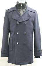 Men's double breasted Navy peacoat (M).. sample 3288