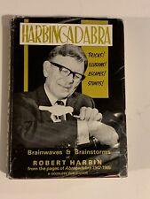 Harbincadabra Robert Harbin Genius Inventor Magic Book