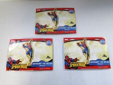 Pack of 3 Spiderman Super shape Foil Helium Balloon - Marvel party balloons