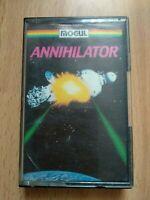 Annihilator - Commodore 64 (1982) Mogul 1007 Cassette Game Retro Computer Rare