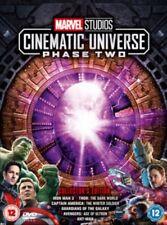 Neuf Marvel Studios Cinématographique Universe Phase 2 (6 Films) DVD