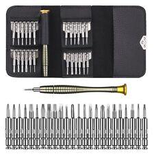 25 Mini Cacciaviti di Precisione Kit x Riparare Tablet Smartphone iPhone iPad PC