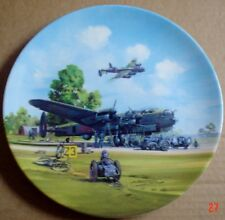 Coalport Collectors Plate ALL SYSTEMS GO From WE REMEMBER THEM WELL