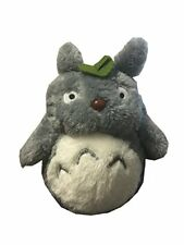 "My Neighbor Totoro plush Soft Fuzzy 8"" Tall Suction Cup Plush"