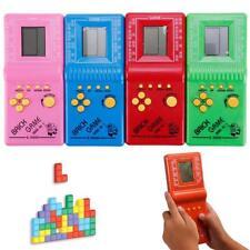 LCD Game Classic Vintage Tetris Brick Game Handheld Arcade Pocket Toys US