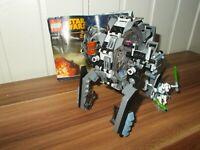 Set LEGO Star Wars 75040 - General Grievous 'roue de vélo notice