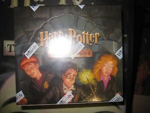 HARRY POTTER TCG ADVENTURE AT HOGWARTS DISPLAY BOITE 36 BOOSTERS ENGLISH SEALED