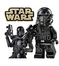 NEW STAR WARS DEATH STAR TROOPER FITS LEGO MINIFIGURE USA SELLER