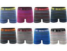 Ropa interior Raya Calzoncillos Boxer sin costuras para Hombre (Pack de 6/ 9/12)